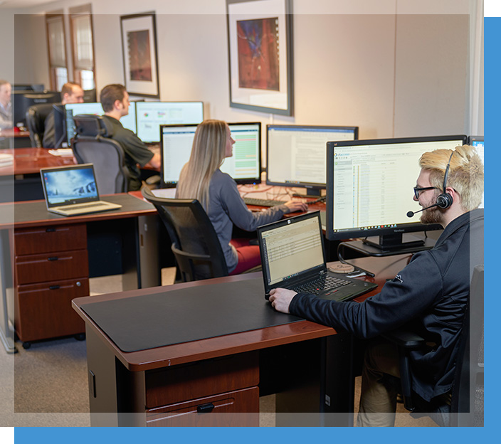 Outsourced IT Support Milwaukee - Office