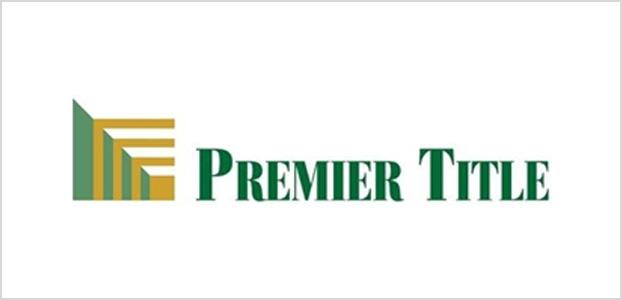 Premier Title logo